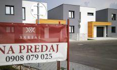 PREDAJ - novostavba 4i rodiinného domu s garážou v Záblatí - DOM 03