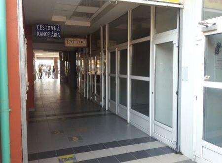Obchodný priestor v centre mesta, Nitra