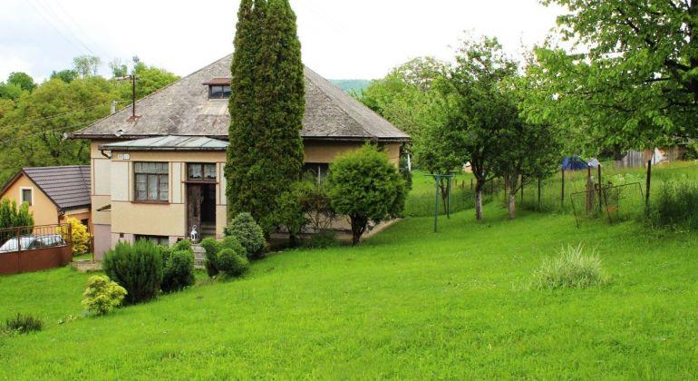 Hriňová - Riečka na predaj dom v prírode