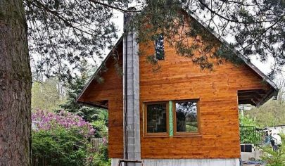 Rekreačná chata v tichom prostredí v blízkosi lesa len 7km od Malaciek