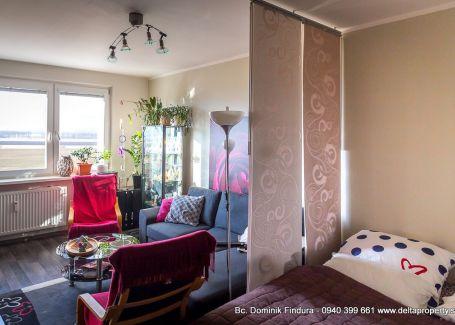 REZERVOVANÉ - Zariadený 3-izbový byt s loggiou a nádherným výhľadom na prenájom Poprad - Juh 3
