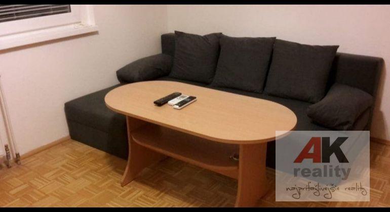 Prenájom 1 izbový byt Bratislava-Ružinov, Staré záhrady