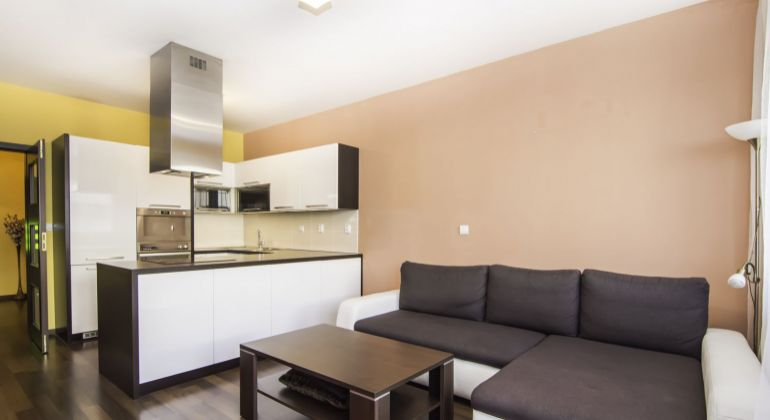3 izbový byt v novostavbe s garážovým státím