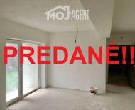 PREDANE!!! Na Predaj 3 izbový byt, Novostavba Lamač