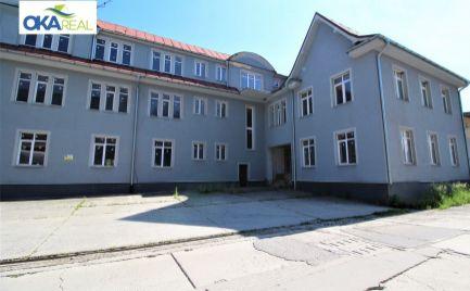 TOP PONUKA!!! Na predaj potenciálny bytový dom 29 bytov v Ružomberku