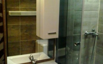 Na prenájom zariadený 2 izbový byt s loggiou Nobelovo námestie Petržalka