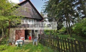 Rekreačná chata - pozemok 686 m² v lokalite Suchý Vrch – Limbach