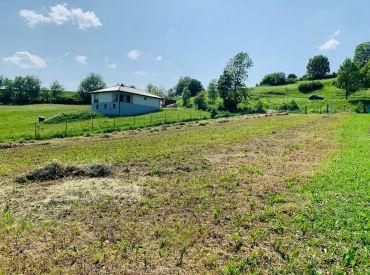 Predaj pozemku v obci Stránske 1676 m2 za 71.920Eur s IS.