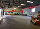Kráľová pri Senci: hangár-haly na 5800 m2