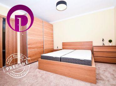 REZERVOVANÉ-1i byt, 57m2, BA – Kramáre: útulný SMART HOME, priestranný, zariadený, krásny VÝHĽAD, ihneď voľný