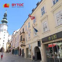 Kancelárie, Bratislava-Staré Mesto, 76.87 m², Kompletná rekonštrukcia