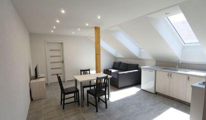 Exkluzívne APEX reality prenájom zariadeného 2i. bytu v novostavbe, 50 m2, tiché bývanie