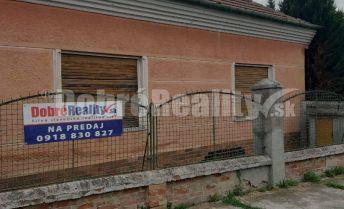 Exkluzívna ponuka 3-izb RD v obci Dvory nad Žitavou +BONUS