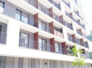 Na predaj 1-izbový byt s balkónom, 30 m², novostavba, Z. Chalupovej, Petržalka
