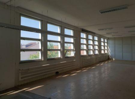 Prenájom kancelárií, rôzne výmery - celé podlažie cca 810 m2