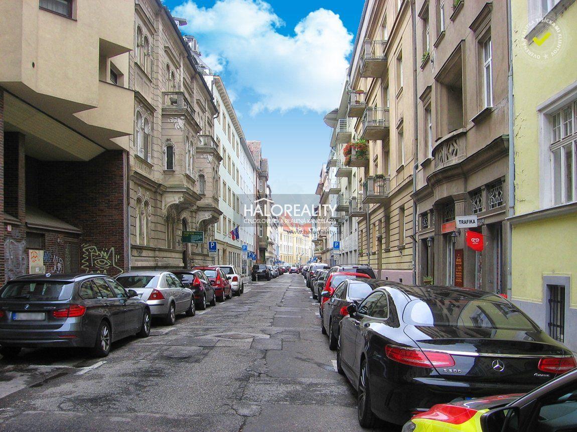 Polyfunkčný objekt-Prenájom-Bratislava - mestská časť Staré Mesto-8.00 €