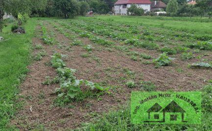 Predaj pozemku v tichej lokalite v Hontianskych Trsťanoch