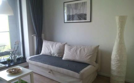 Prenájom moderný 1 izbový byt v novostavbe Miletičova ul. pri trhovisku
