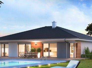 4i dom, 134 m2 – MILOSLAVOV – ALŽ. DVOR: pozemok 626 m2, tehla, novostavba - možnosť ovplyvniť výstavbu