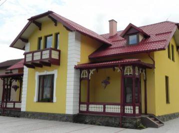 Na predaj pekný, dobre zabehnutý penzión v obci Ľubochňa.