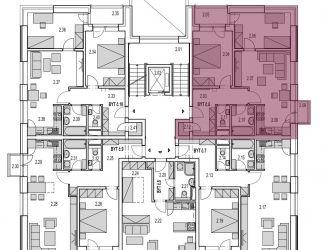 Na predaj 3 izbový byt (M6) v novostavbe + parkovacie miestom, Byty MAXIM - Martin - Podháj