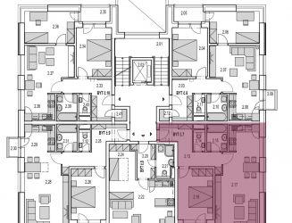Na predaj 2 izbový byt (M7) v novostavbe + parkovacie miesto, Byty MAXIM - Martin - Podháj