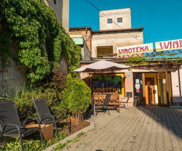Vinotéka na predaj, centrum mesta Liptovský Mikuláš