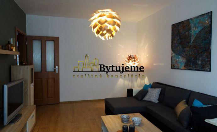 Zariadený 3izbový byt s loggiou na Trnávke