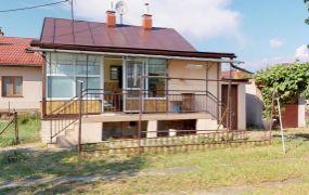 Na predaj rodinný dom Trenčianska Turná, ul. Mladežnícka