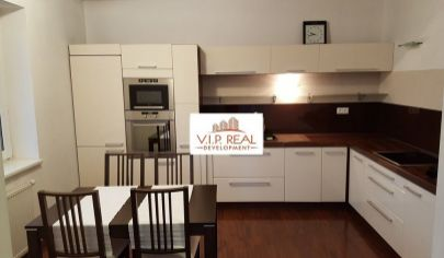 Na prenájom 2-izbový byt v novostavbe, 55m2, Ružinov