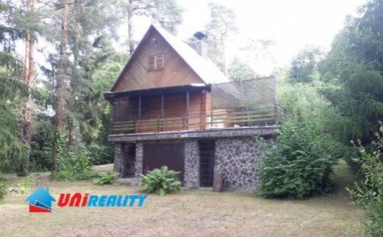 DUCHONKA – pekná zariadená chata s garážou, pivnicou a terasou / pozemok 690 m2