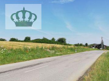 Na predaj investičný pozemok v obci Podhorany – Prešov (4 937 m2)