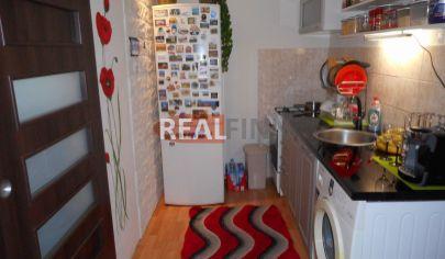 Realfinn- predaj dvojizbový byt po rekonštrukcii Nové Zámky