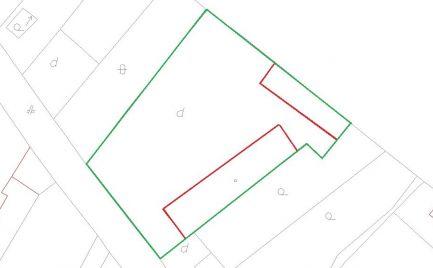 Predaj stavebného pozemku v Ondrejovciach