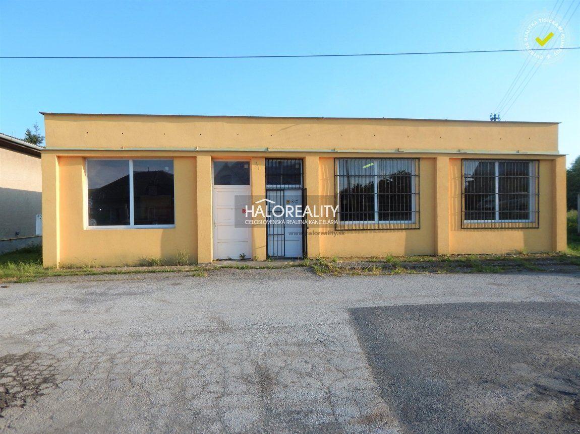 Administratívny objekt-Predaj-Rimavská Sobota-38000.00 €