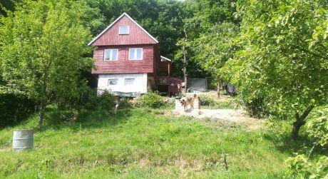 Predaj chatky so záhradou, Banská Bystrica - Laskomerská cesta