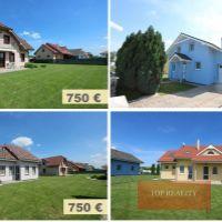 Rodinný dom, Galanta, 163 m², Novostavba