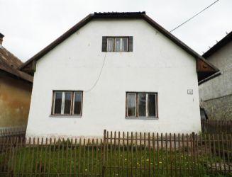 Na predaj 2 izbový dom v obci Sklené, okres Turčianske Teplice