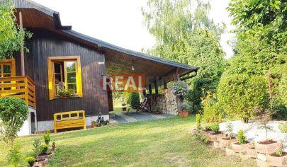 Realfinn- predaj vidieckej chalupy Jasová