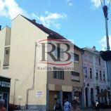 Na predaj polyfunkčný objekt v historickom centre Trenčína
