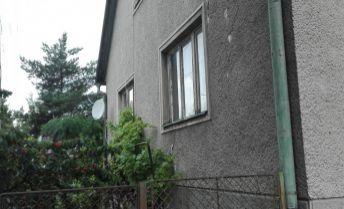 Predám zachovalý rod.dom + prístavba a záhrada 1970 m2 Ráztočno