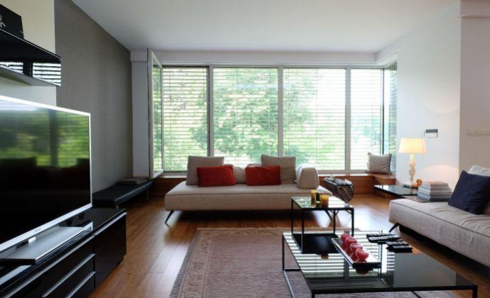 Luxusný 4-izb.byt s terasou a garážou pri Horskom parku