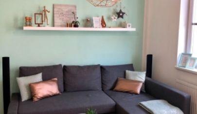 Na prenájom 1 izbový byt s balkónom a garážovým státim v novostavbe na Záhradníckej