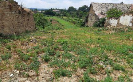 Lukratívny, stavebný pozemok v Hontianskych Moravciach