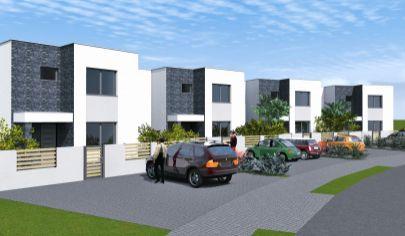 APEX reality Vám ponúka moderný 2 poschodový 5 izbový rodinný dom vo vyhľadávanej lokalite Kamenná cesta