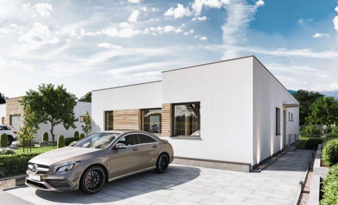 Ponúkame slnečnú novostavbu bungalovu v Trenčianskych Stankovciach