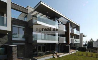4-izbový luxusný byt v komplexe Diplomat Park - Mudroňova ulica