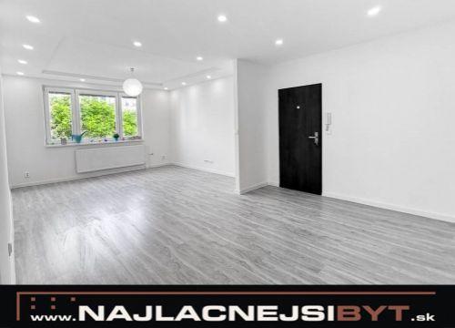 Najlacnejsibyt.sk: BAV - Petržalka, Belinského ul., 4-izbový, 86,33 m2, kompletná rekonštrukcia jún 2019