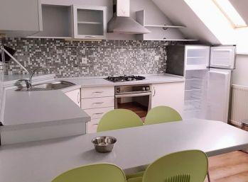 Prenajatý  pekný 2. izb byt v Nitre v novostavbe na Južnej ul.