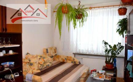 DMPD real Vám ponúka  na predaj 1-izbový byt v Handlovej.